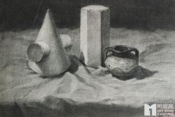 石膏几何体的组合